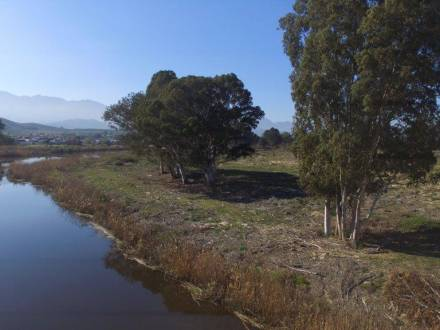 Silwerstrand Golf & River Estate - River & Mountain view vacant plot