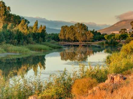Silwerstrand Golf & River Estate - Vacant Plot on the banks of the Breede River!
