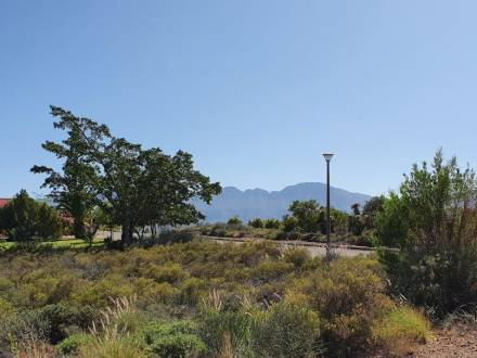 Bonnievale Vacant Plot overlooking Langeberg Mountains!