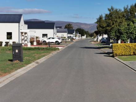 Vacant Land/Plot for sale in Silwerstrand Golf and River Estate  . Robertson
